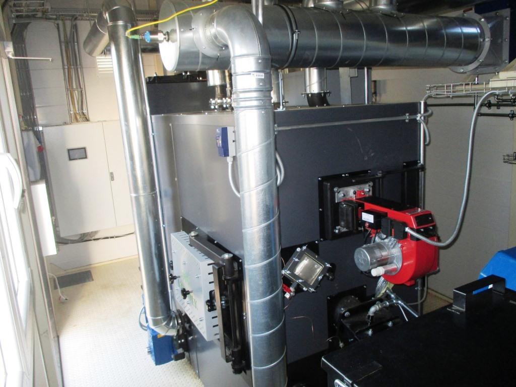 Boiler Power series 150-1500 kW • Bio Mobitek